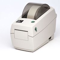 Zebra 2824 Plus Direct Thermal Label Printer
