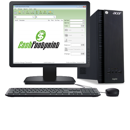 Back Office Point of Sale System