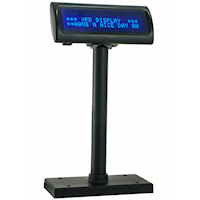 TeamSable LD230 Customer VFD Pole Display